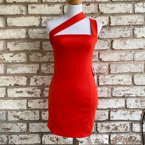 BRAND NEW ASOS Bandaid Bodycon Dress